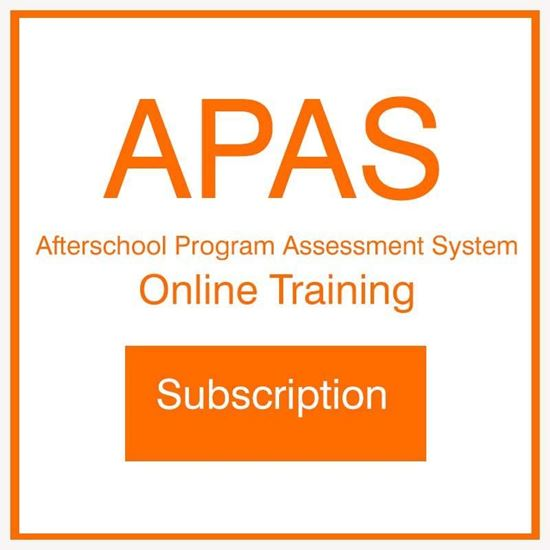 APAS Online Training Subscription