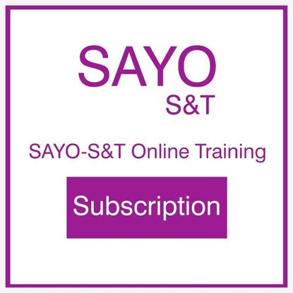 SAYO-S&T Online Training Subscription