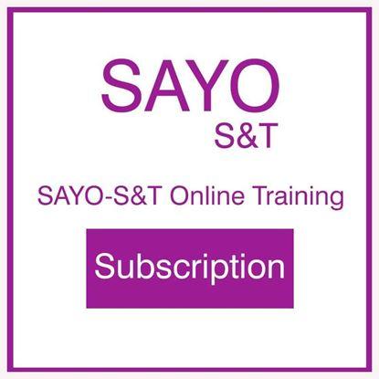 SAYO-S&T Online Training Subscription
