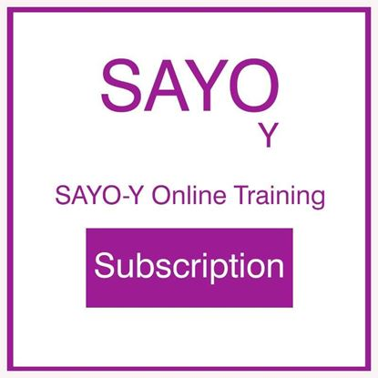 SAYO-Y Online Training Subscription